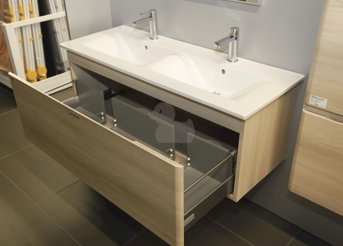 13 Fürdőszoba dupla mosdóval